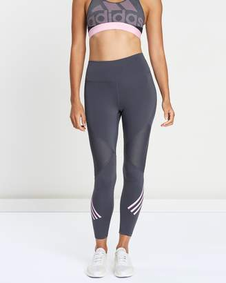 adidas Believe This High Rise 3-Stripes 7/8 Tights