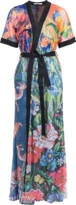Mary Katrantzou Natalia Kimono Dress