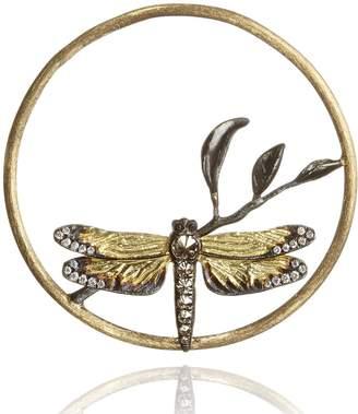 Annoushka Hoopla Dragonfly Diamond Pendant