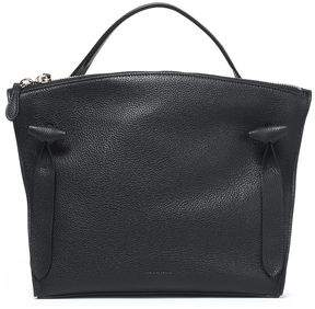 Jil Sander Pebbled-Leather Tote