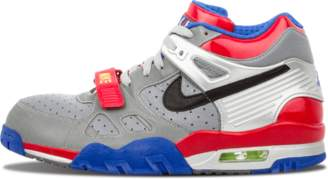 Nike Trainer 3 Premium - 'Transformers' - Metallic Silver/Black