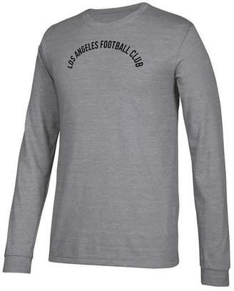 adidas Men's Los Angeles Football Club Arched Long Sleeve T-Shirt
