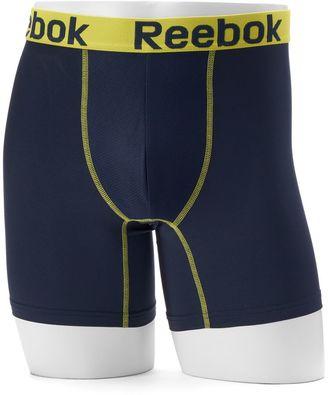 Men's Reebok Performance Boxer Briefs $16 thestylecure.com