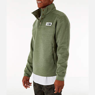 The North Face Inc Men's Sherpa Patrol Quarter-Snap Jacket