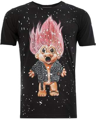 Dom Rebel troll T-shirt