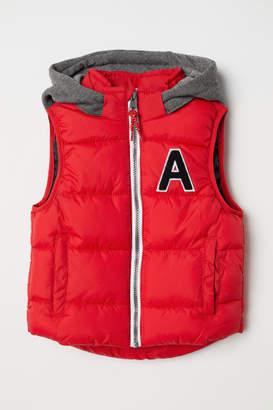 H&M Padded Vest - Red