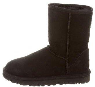 UGG Australia Classic Short II Boots $80 thestylecure.com