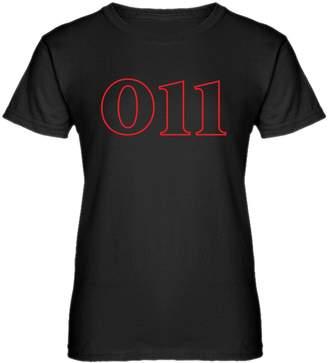 Eleven Paris Indica Plateau Womens T-Shirt