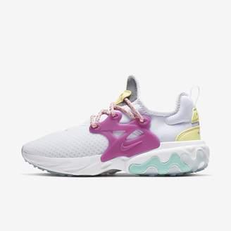 Nike Women's Shoe React Presto