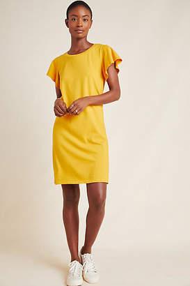 T.La Flutter-Sleeved Tee Dress