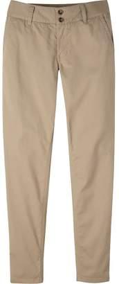 Mountain Khakis Sadie Skinny Chino Pant - Women's