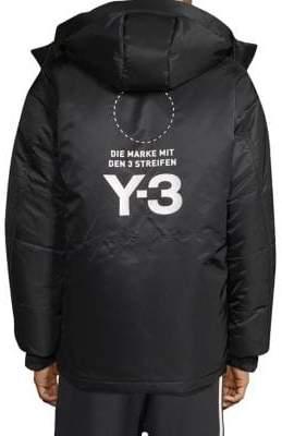 Y-3 Padded Nylon Jacket