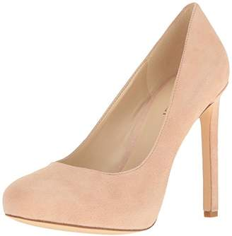 Nine West Women's Tyler Suede Platform Pump