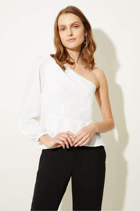 Great Plains Easy Occasion One Shoulder Top