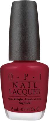 OPI CLASSICS Got the Blues for Red Nail Lacquer