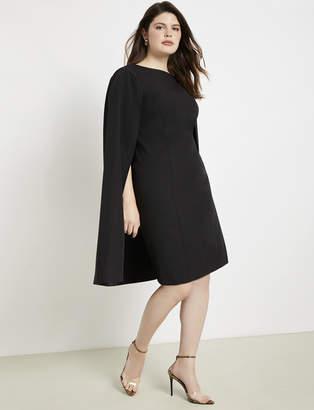 Studio Cape Dress
