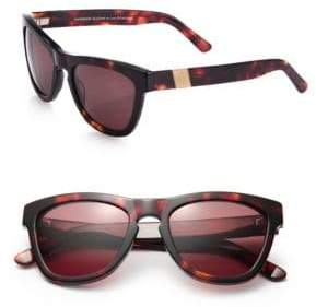 Westward Leaning 53MM Square Sunglasses