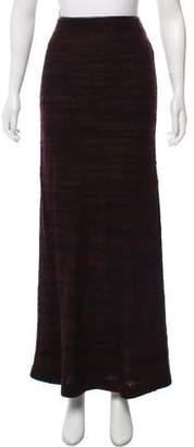 Etoile Isabel Marant Striped Maxi Skirt