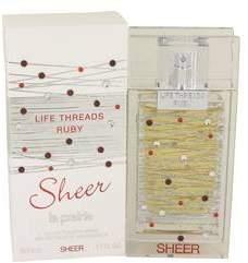 La Prairie Life Threads Ruby Sheer Eau De Toilette Spray