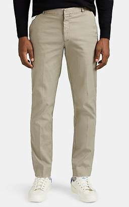 ATM Anthony Thomas Melillo Men's Washed Cotton Slim Trousers - Md. Green