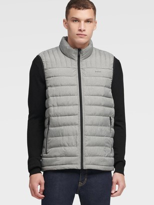 DKNY Packable Quilted Vest