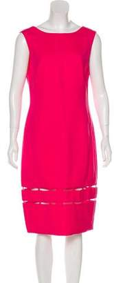Emilio Pucci Sleeveless Midi Dress
