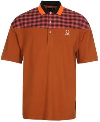 Raf Simons Fred Perry x Polo Shirt - Caramel