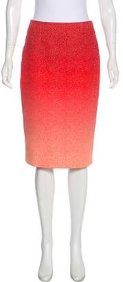 Matthew Williamson Knee-Length Pencil Skirt