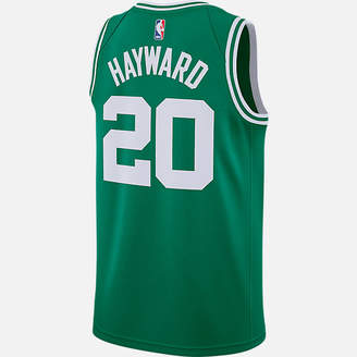 Nike Men's Boston Celtics NBA Gordon Hayward Icon Edition Connected Jersey