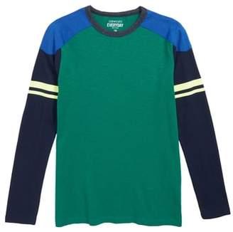 J.Crew crewcuts by Colorblock Football T-Shirt