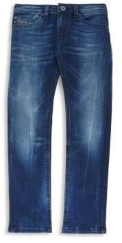 Boy's Waykee Five-Pocket Jeans