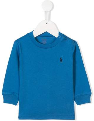 Ralph Lauren (ラルフ ローレン) - Ralph Lauren Kids ロゴ ロングTシャツ