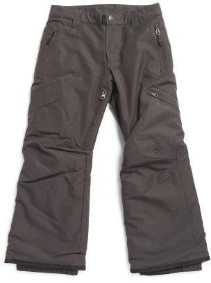 Big Boys Bolt Cargo Snow Pants