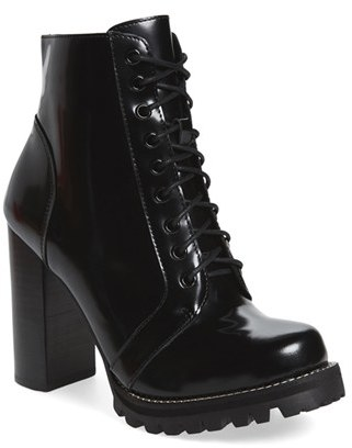 Women's Jeffrey Campbell 'Legion' High Heel Boot $164.95 thestylecure.com