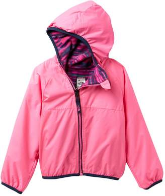 The North Face Breezeway Reversible Windbreaker Jacket (Baby Girls)