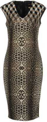 Class Roberto Cavalli Knee-length dresses - Item 34725729LJ