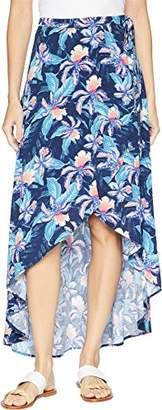 Rip Curl Junior's Tropic Tribe Maxi Skirt