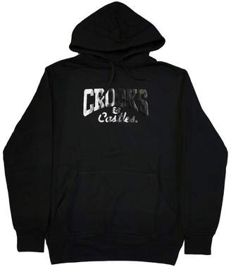 Crooks & Castles Crooks and Castles Core Logo Pullover Hoodie Black