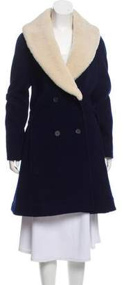 J.W.Anderson Double-Breasted Wool Coat