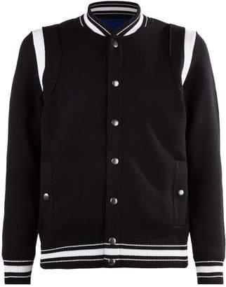 Givenchy Bomber Knit Cardigan