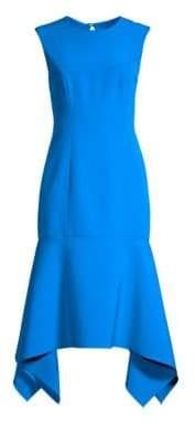 Milly Tianne Handkerchief-Hem Dress