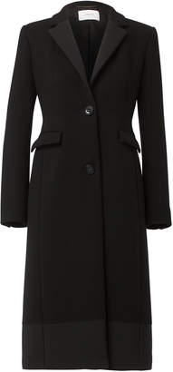 Schumacher Dorothee Classy Reliance Structured Crepe Coat