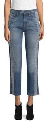 Hudson High Rise Ankle Jeans