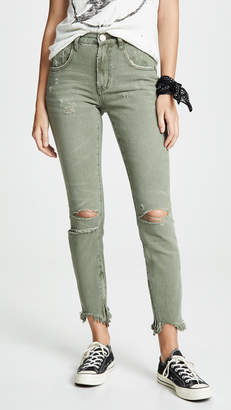 One Teaspoon Freebird High Waisted Jeans