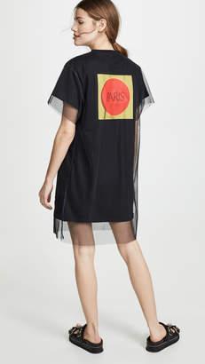 Kenzo Double Layer T-Shirt Dress