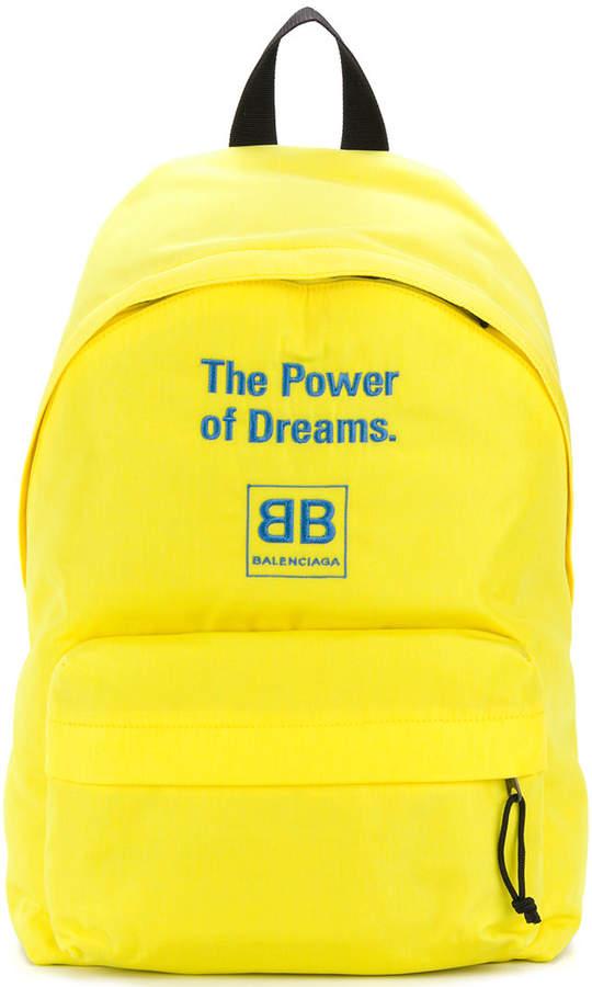 Balenciaga Bal Explorer Backpack