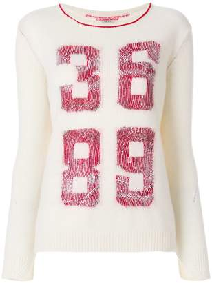 Ermanno Scervino 3689 textured sweater