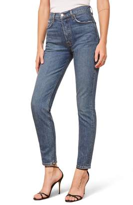 Reformation Melissa High & Skinny Jeans