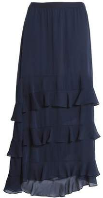 Charli Emanuelle Tiered Georgette Maxi Skirt