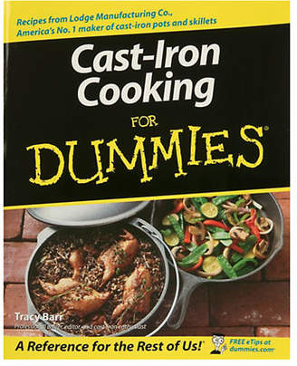 Lodge Cast-Iron Cooking for Dummies Book